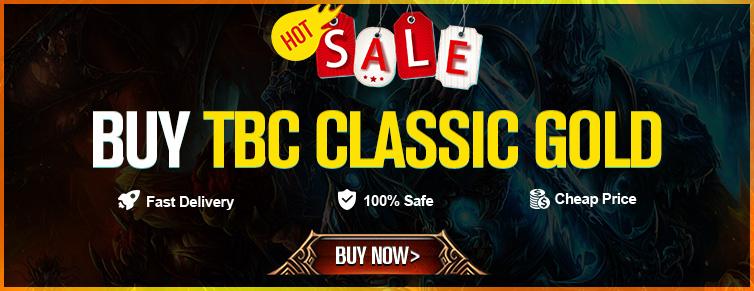 Cheap WOW Classic TBC Gold